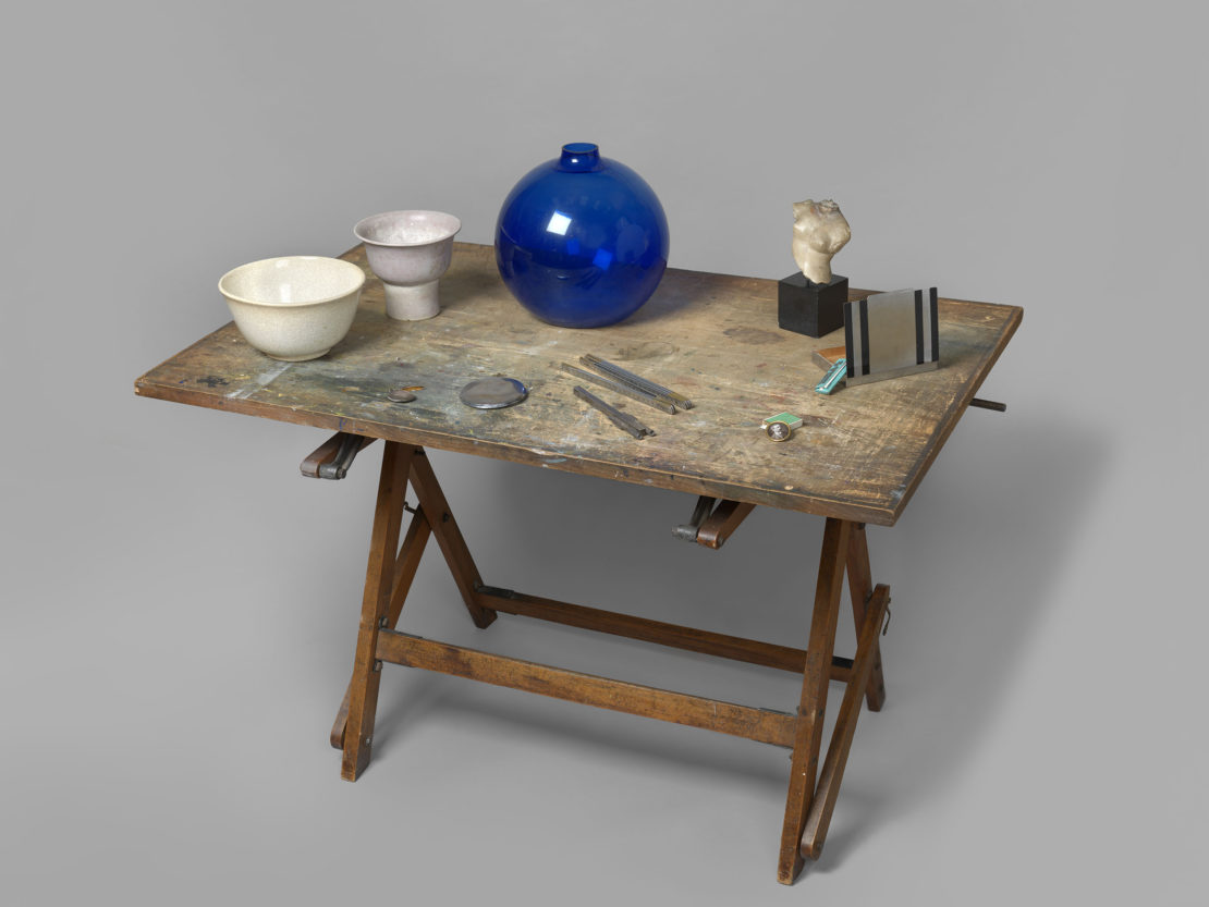 Table owned by Eileen Gray
