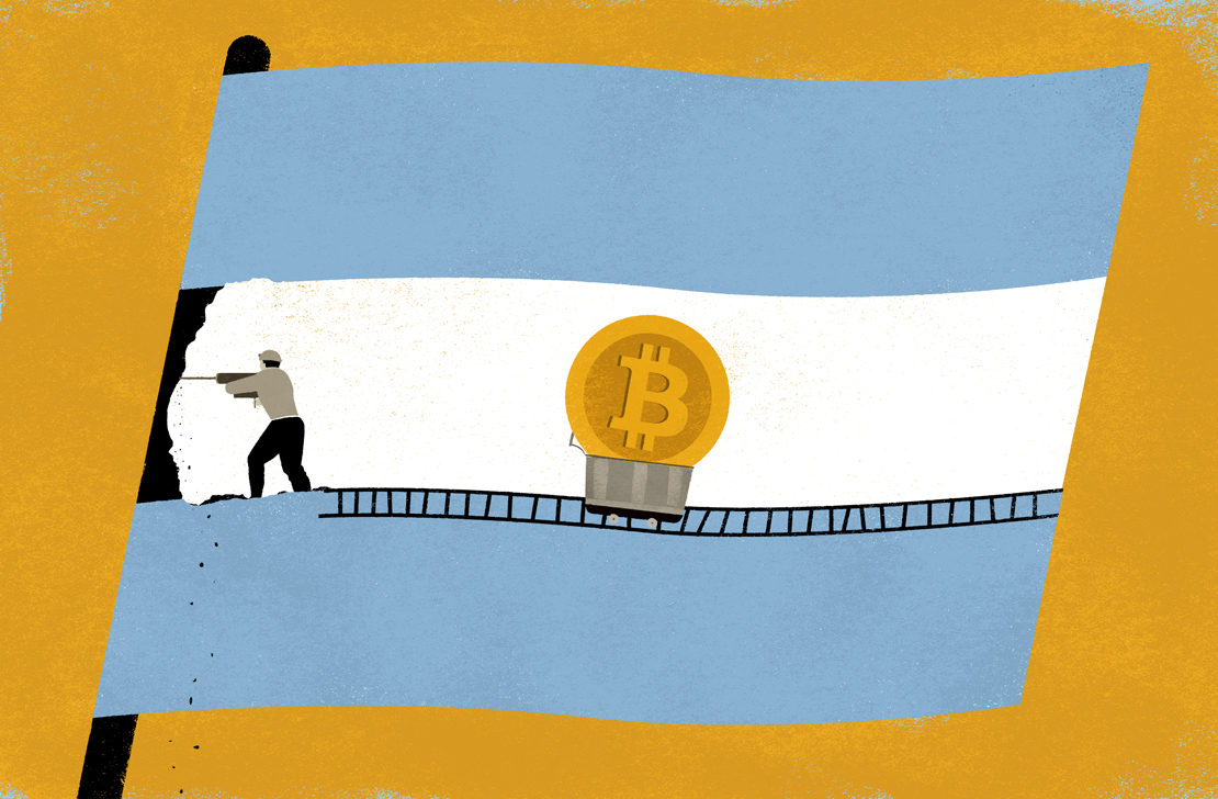 Mining for Argentina's financial future