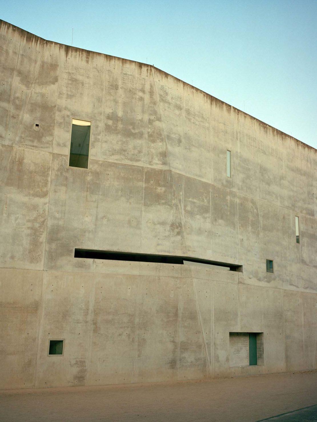 Rieselfeld building