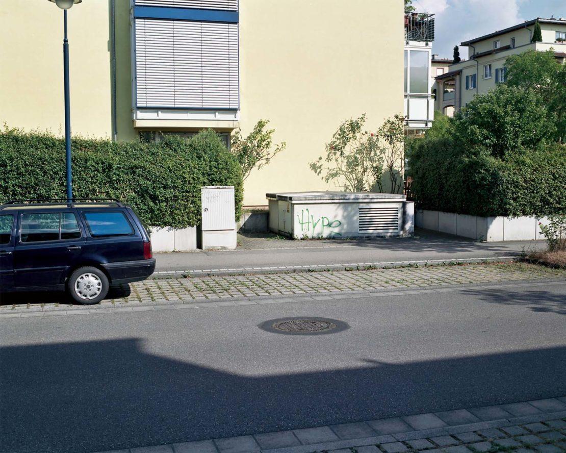 Rieselfeld street scene