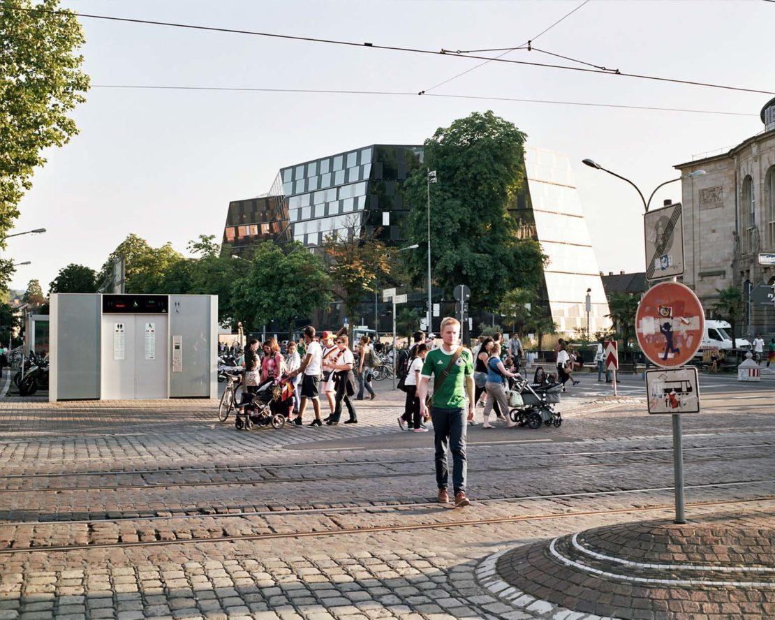 Central Freiburg