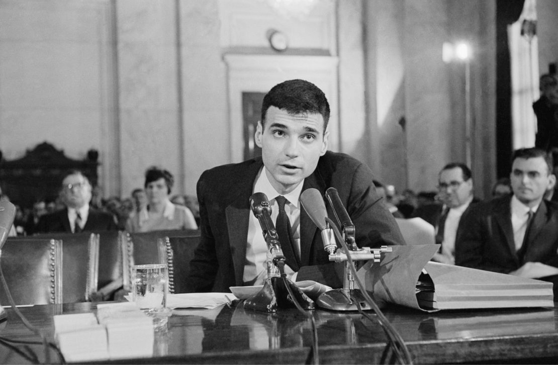 What Ralph Nader taught us about car safety – and the virtue of red tape