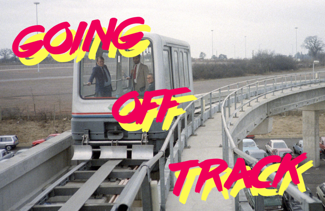 Going off track - The Long and Short