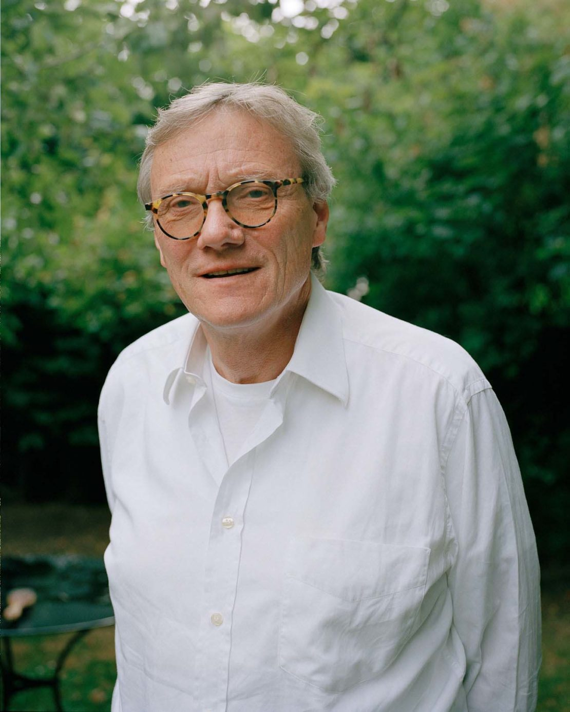 Wulf Daseking, former chief planner of Freiburg and now professor at Freiburg University and the Bartlett School of Architecture