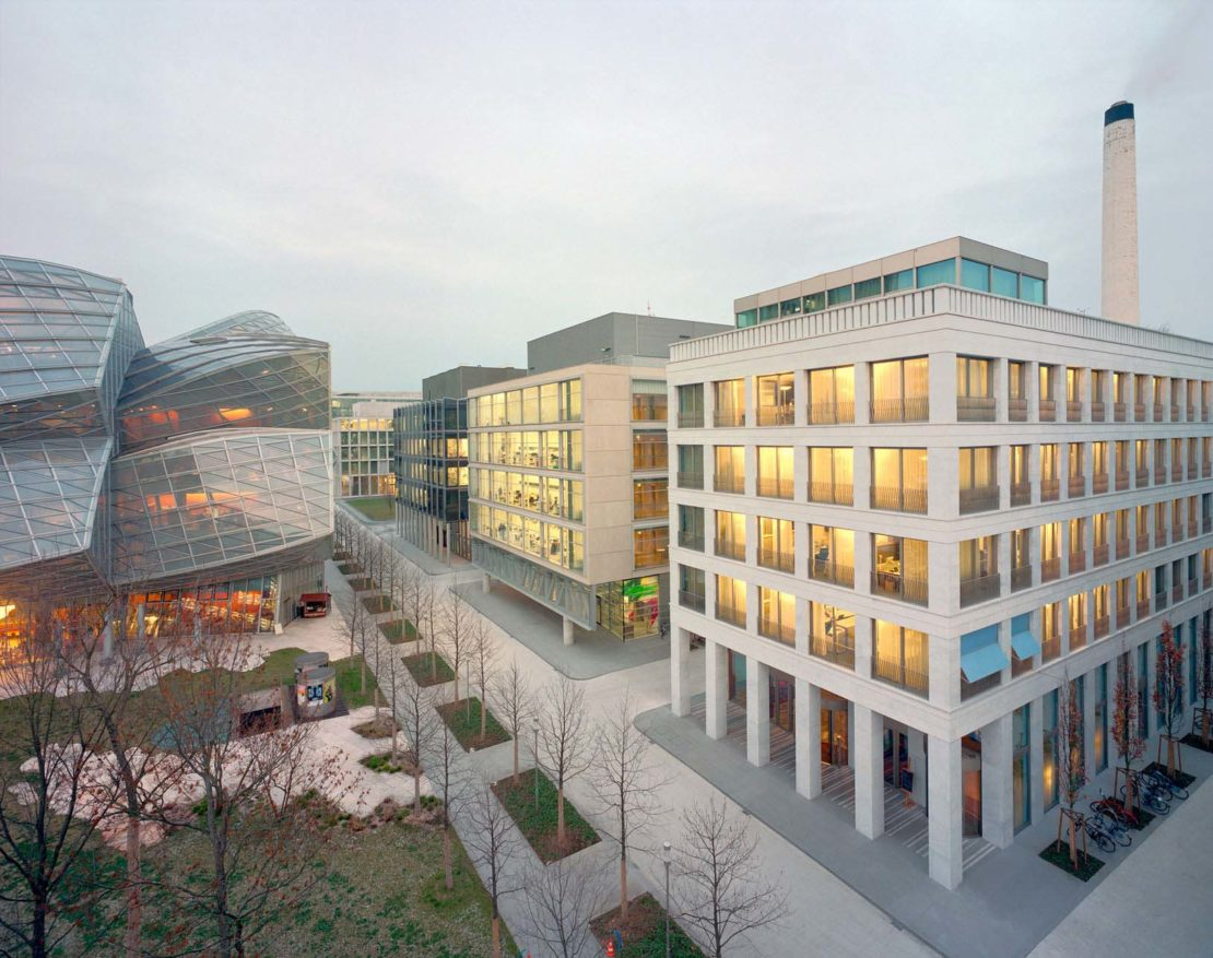 Novartis campus, Basel