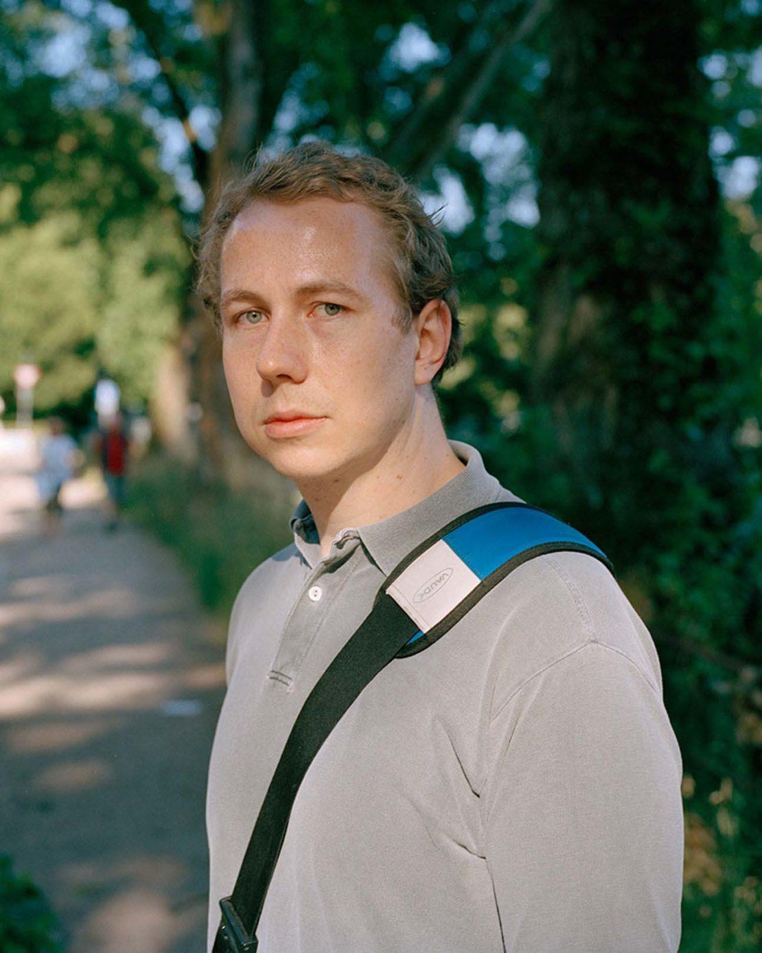 Journalist Martin Jost