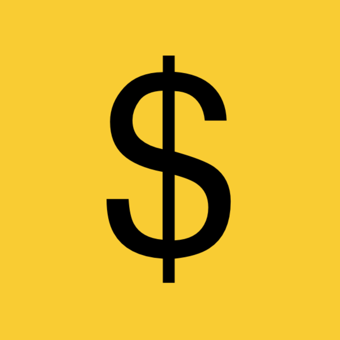 Symbolic values the long and short the dollar currency symbol biocorpaavc