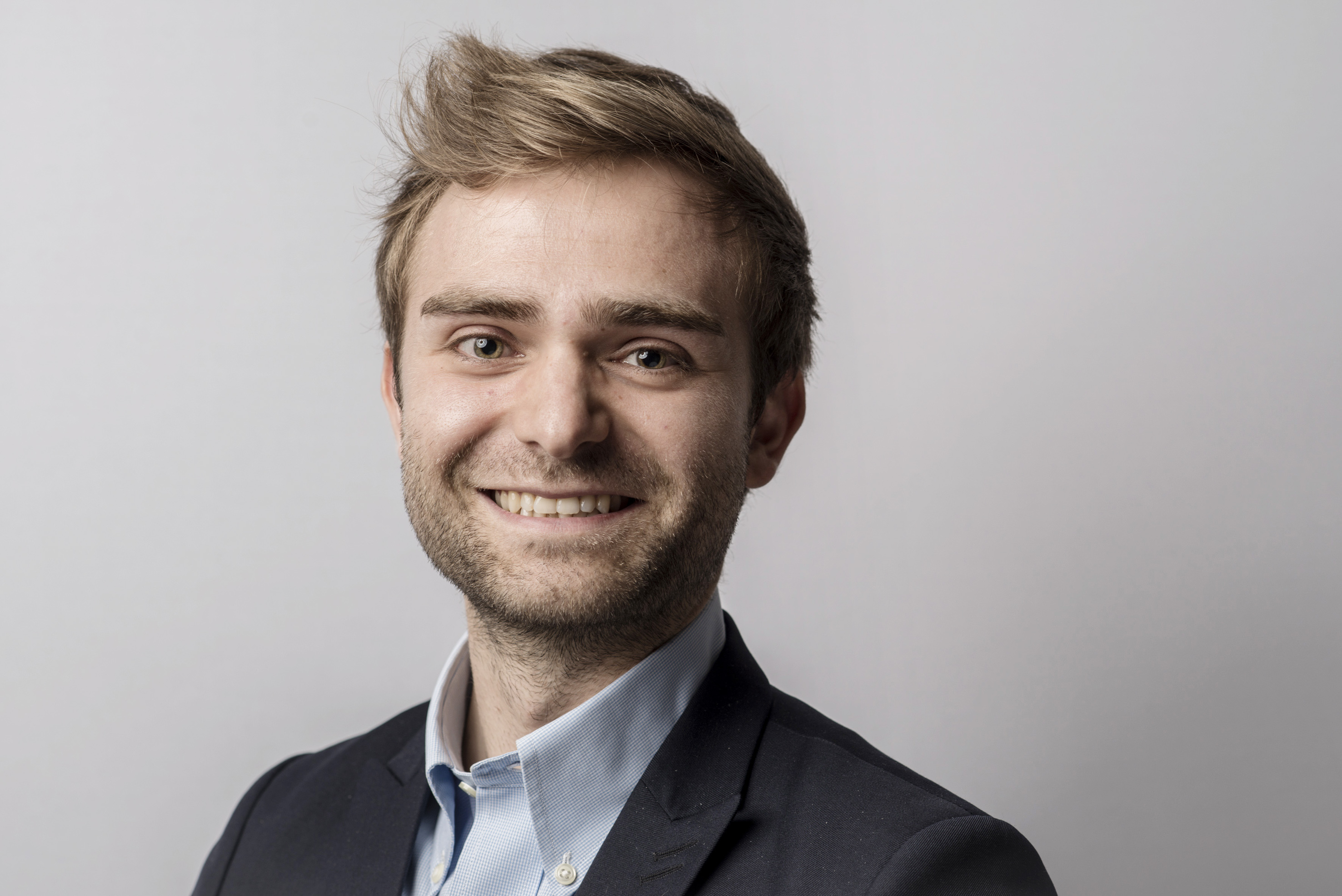 Xavier Duportet: 'We want to inspire scientists to take